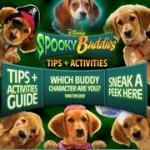 Walt Disney's Spooky Buddies DVD & Family Fun