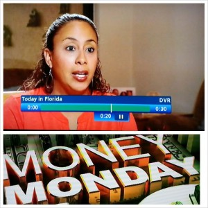 money monday segment