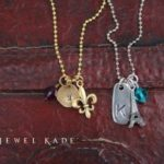 LAST DAY TO ENTER: Jewel Kade's Magnolia Metals (1 Small Ball Chain, 1 Keepsake Charm, 1 Stamped Initial and 1 Birthstone Crystal) Giveaway