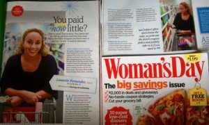 Woman's Day Magazine Sept 2012 Web