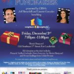 Teach Me 2 Save is a Proud Sponsor at the Adopt-A-Family 4 The Holidays Fundraiser – Please Join us