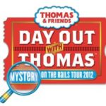 I'll be at the Day Out with Thomas: Mystery on the Rails Tour 2012 Event, Will You?