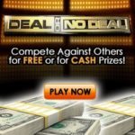 FREEBIE: Play Deal or No Deal & Compete for Cash and Prizes