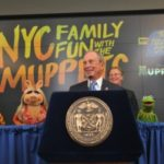 The Muppets were Named New York City's Family Ambassadors