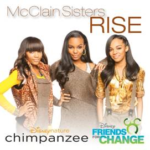 """Disneynature's CHIMPANZEE: """"Rise"""" from the McClain Sisters Music Video"""