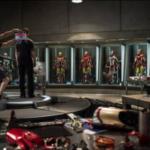 "Marvel Studios has begun Production of ""Iron Man 3"""