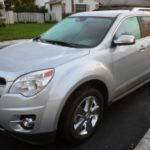 Check out my Review of the Chevy Equinox…It was Comfy, Spacious & Saved Me Money on Gas!!!