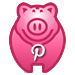 Teach Me 2 Save Pinterest pig