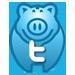 Teach Me 2 Save Twitter pig