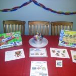 "Our LeapFrog Touch Magic ""Rock 'n Learn"" Party"