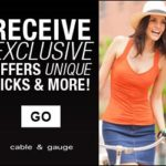Cable & Gauge Insider: Sign up and recieve 20% off your First Purchase!