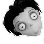 FREE Frankenweenie Character Masks