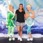 Meet Tinker Bell & Periwinkle, I did! #DisneyInHomeBloggers #DisneyFairies