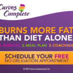 Want to Lose Weight?  Get a FREE Curves Consultation