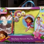 "Let's Explore the ""Dora Explores Gymnastics Play Mat"""