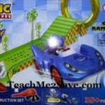 Ramp Up The Fun With The Sonic & Green Hill Ramp Playset