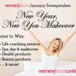 New Year, New You: Makeover Sweepstakes
