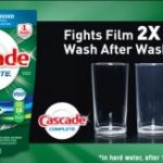 On Our Way to Sparkling Clean in 2013 with Cascade Complete Pacs