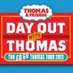 All Aboard A Day Out With Thomas…The Go Go Thomas Tour!!