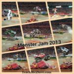 We had a crushing good time at the Advanced Auto Parts Monster Jam!!!!