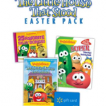 Veggie Tales Easter Pack (Includes Walmart Gift Card) Giveaway