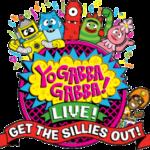 Yo Gabba Gabba! LIVE!: Get the Sillies Out! Tour Giveaway (South Fl, Sarasota & St. Augustine)