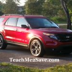 Our Trip to Orlando In the 2013 Ford Explorer Was Nice & Comfy!