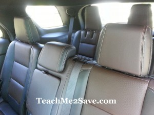 2013 Ford Explorer 3rd row