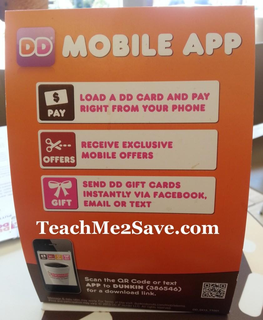 DD Mobile App