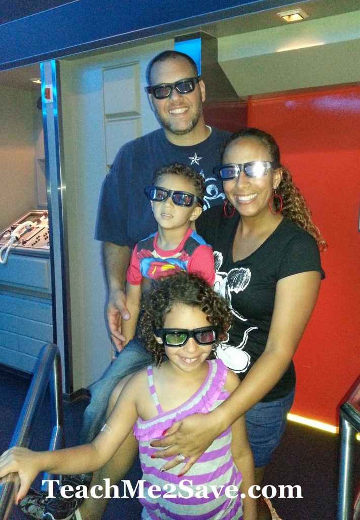 Disney's Hollywood Studios Family Pic