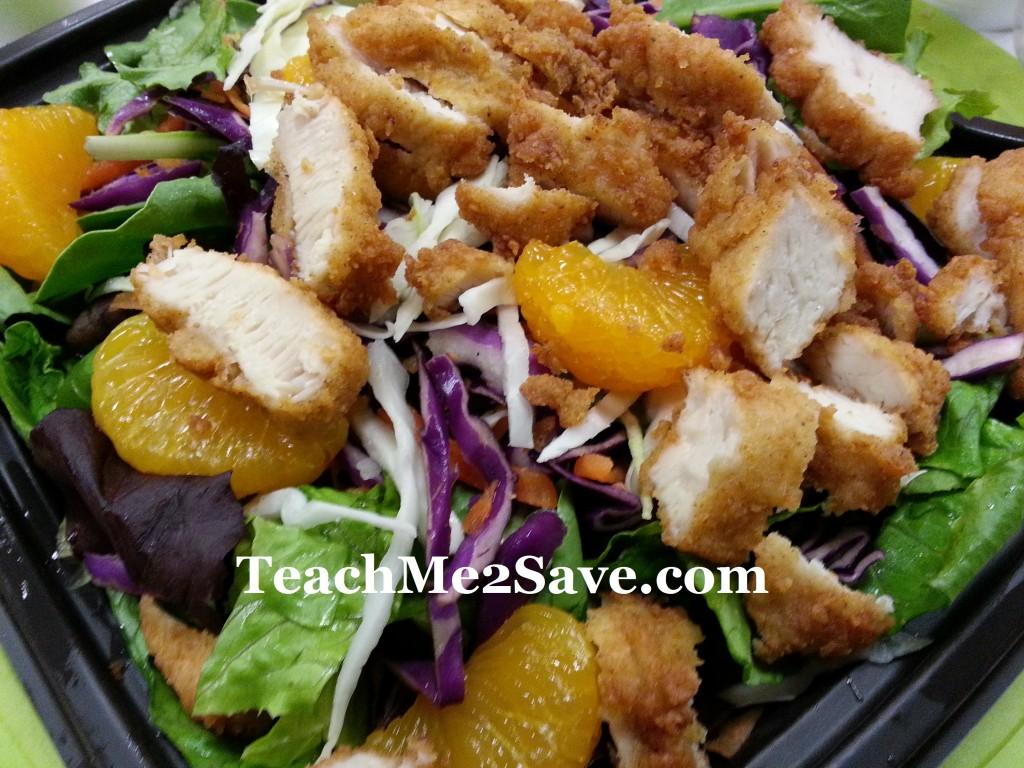 Chick-fil-A Asian Salad
