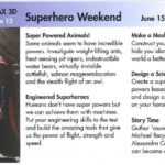 Museum of Discovery & Science Is Having a Superhero Weekend (6/15 – 6/16)
