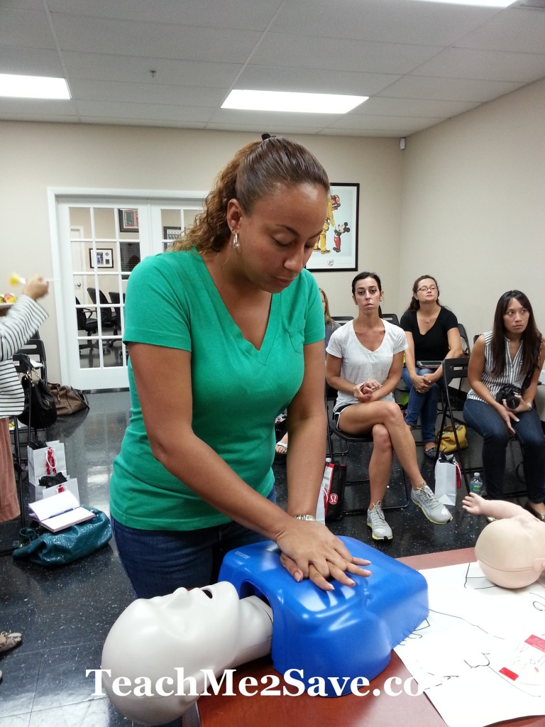 One Beat CPR Course