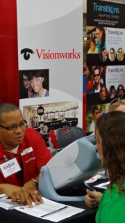 Transitions-ADA Vision Screening Events