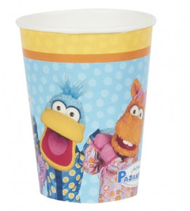 pajanimals cup