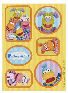 pajanimals sticker