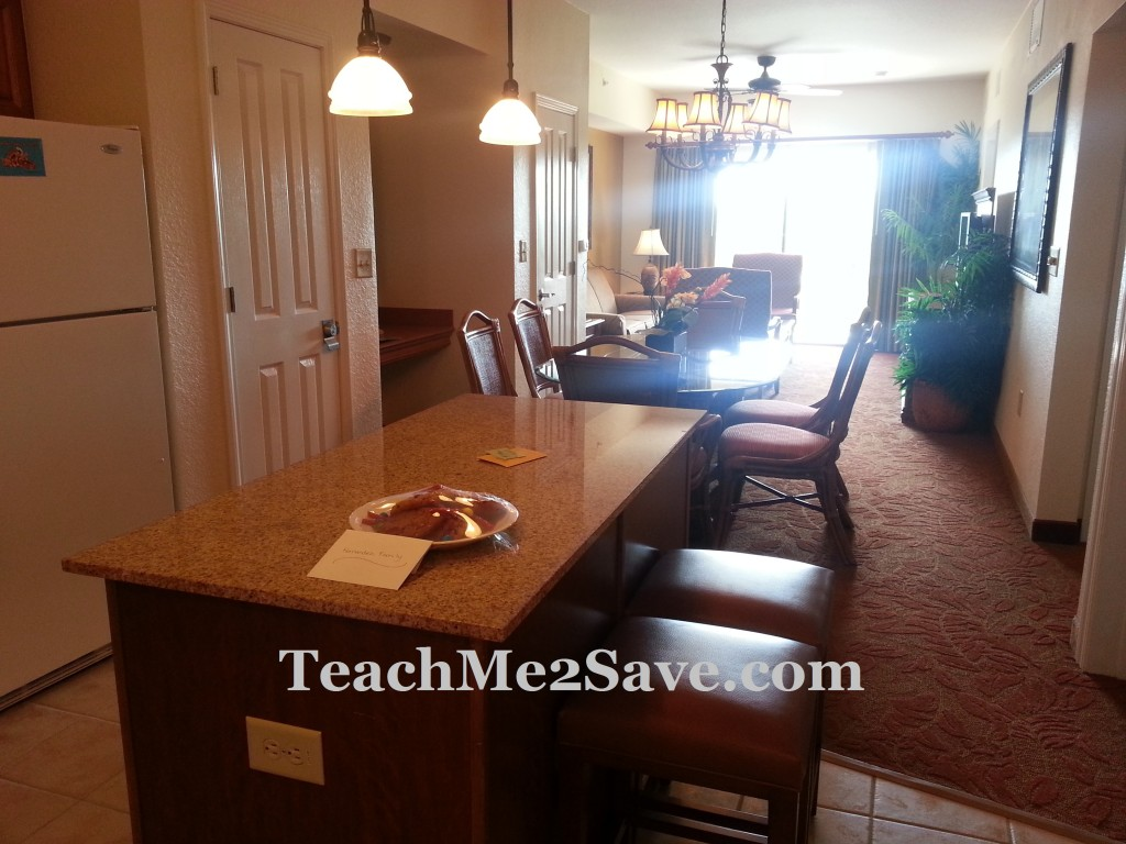 Floridays Resort Orlando Living Areas