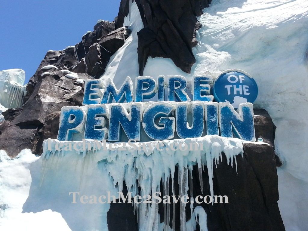 SeaWorld Empire of the penguin 2