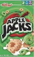 Kelloggs Apple Jacks Image