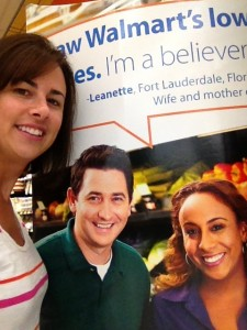 Walmart Print Ad - Alexis