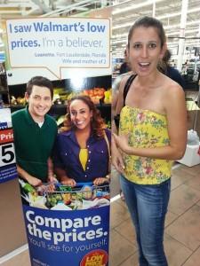 Walmart Print Ad - Amber