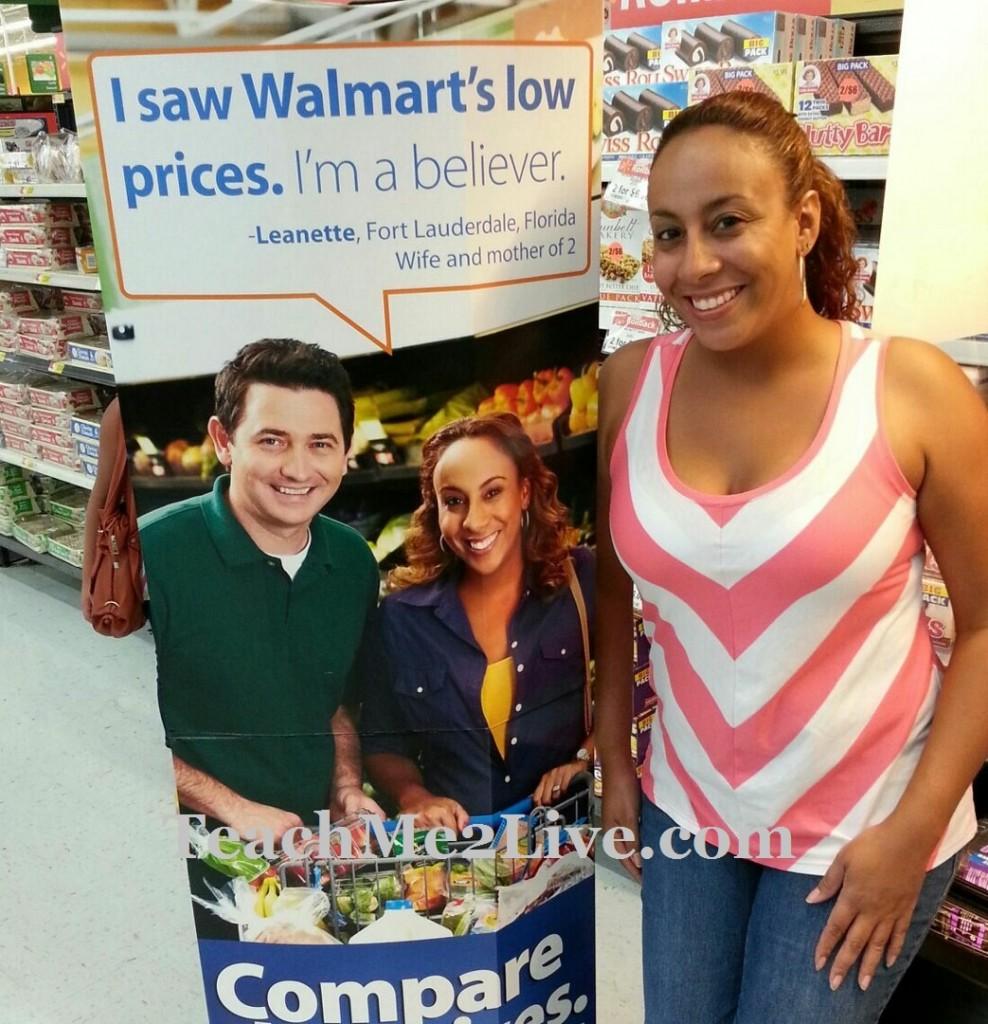 Walmart Print Ad - Valdosta GA
