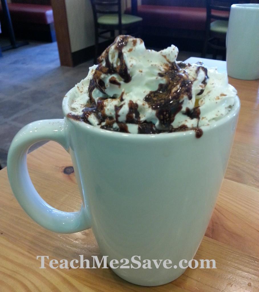 First Watch Hot Chocolate