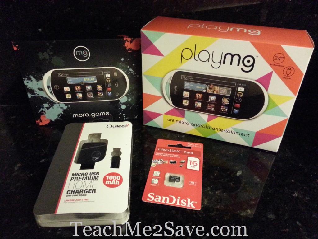 PlayMG Kit