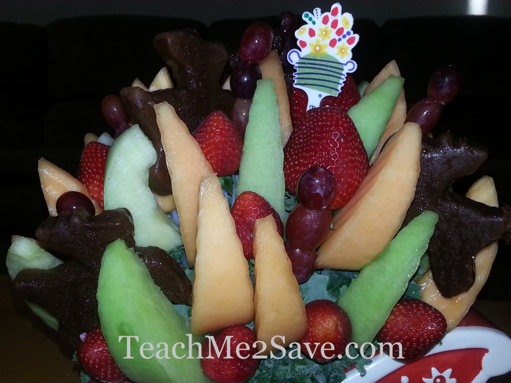 Reindeer Sleigh Ride Bouquet fruit