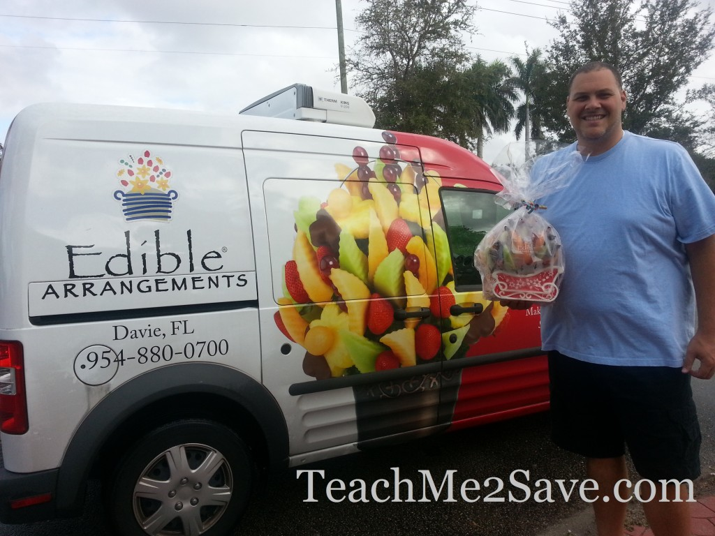 edible arrangements delivery