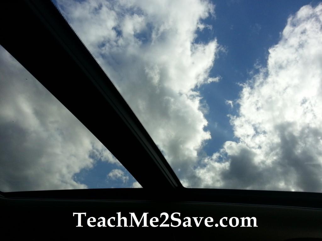 2014 Kia Sorento Panoramic Sunroof