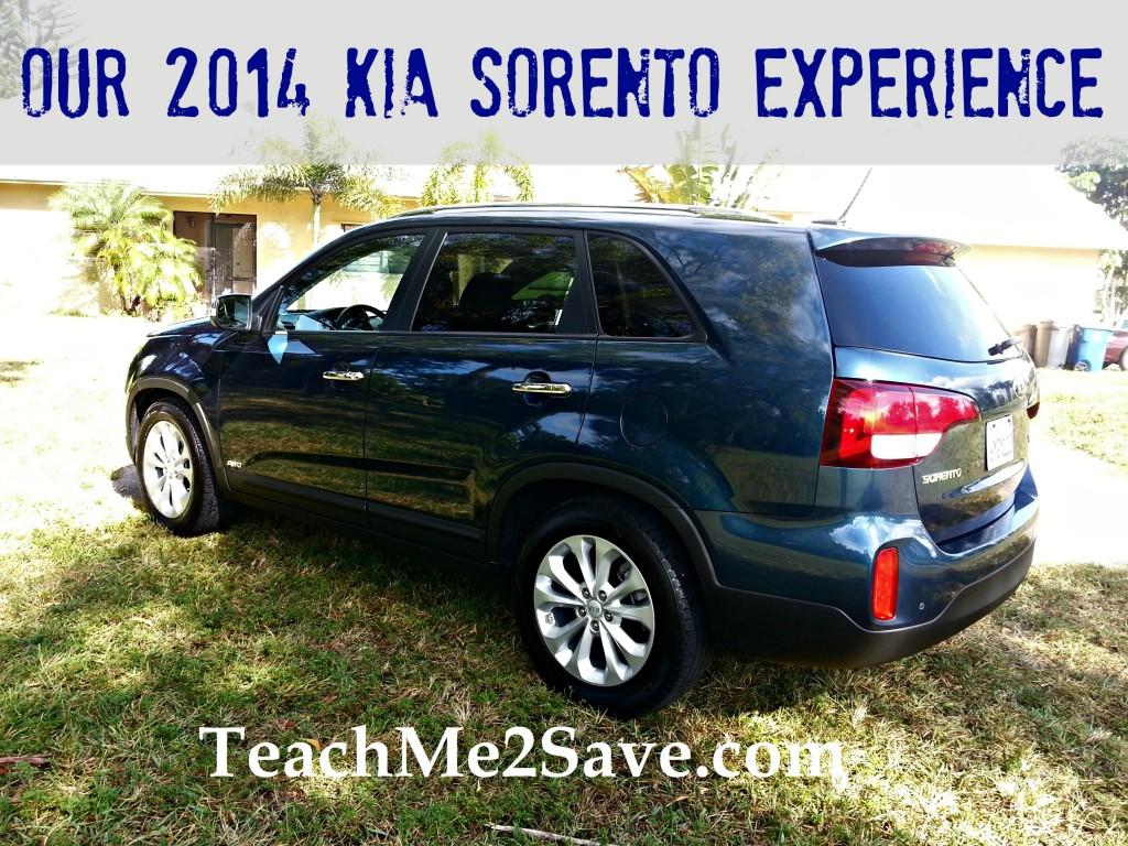 2014 Kia Sorento - TM2S