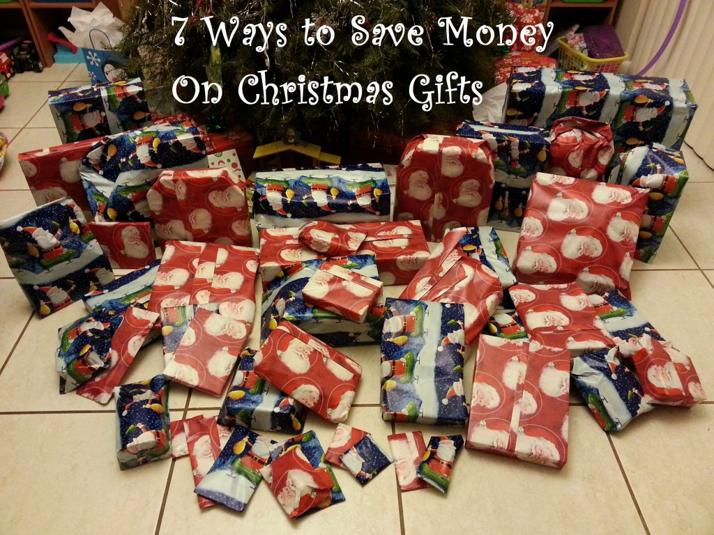 7 Ways to Save Money When Buying Christmas Gifts - Funtastic Life
