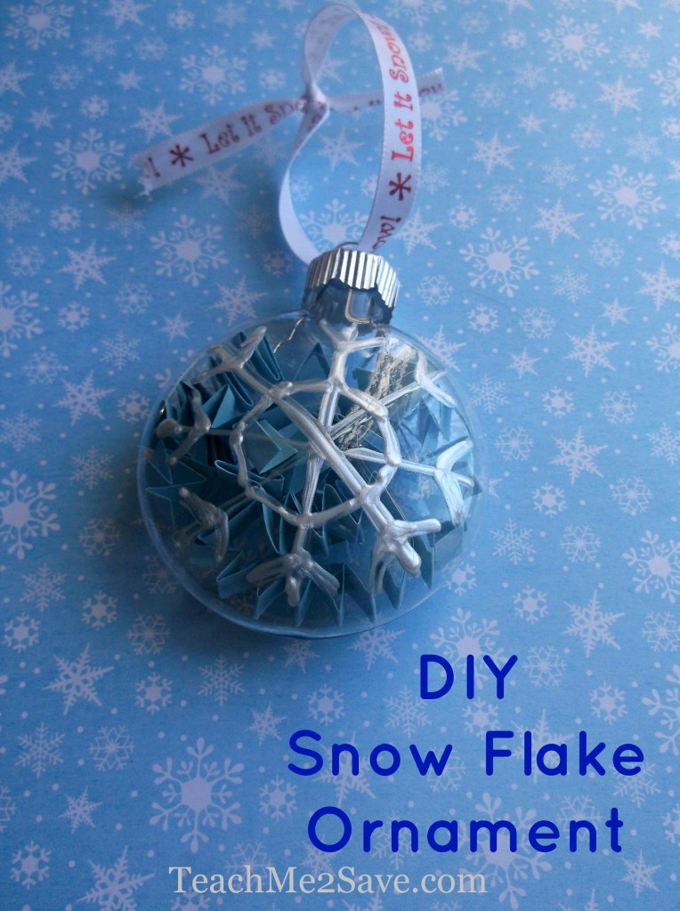Snowflake Ornament TM2S